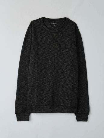 Picture of Lightweight plated sweatshirt, no hood