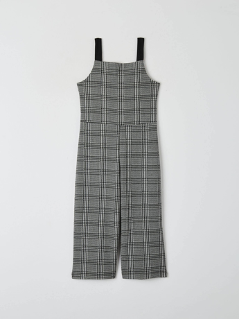 Picture of Prince-of-Wales check jumpsuit