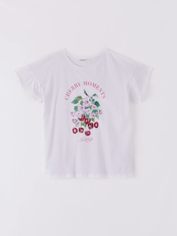 Picture of Floral print t-shirt
