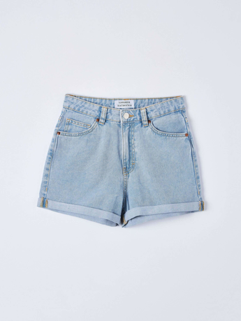 Picture of Mom denim shorts