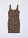 Picture of Floral mini bodydress