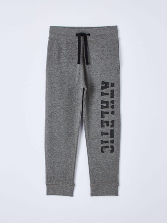 Picture of Jogging bottoms with side slogan